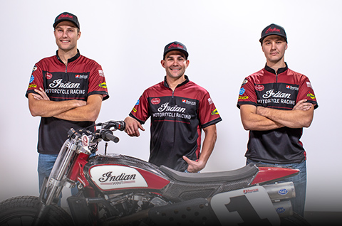 Indian Motorcycle - Flat Track Race The Crew Image